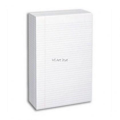 (+-500pcs) Substandard Foolscap Paper A4 Size 1.45kg